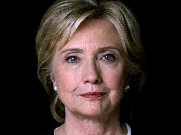 Beautiful Hillary