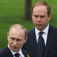 Vladimir Putin Appoints Anton Vaino as Kremlin Chief of Staff