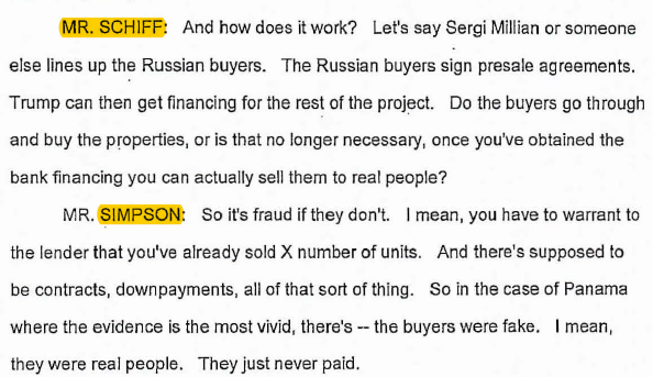 RU fake buyers