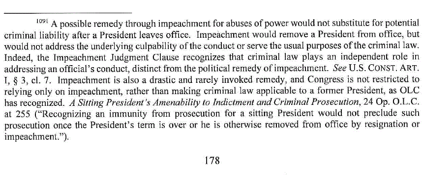 ON IMPEACHMENT