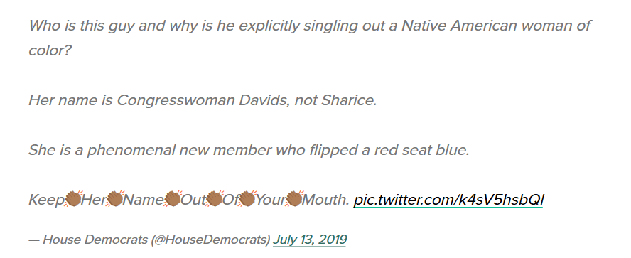 Screenshot_2019-07-21 House Democrats Feud With Ocasio-Cortez's Chief Of Staff On Twitter